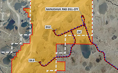 Nanushuk Oil Exploration