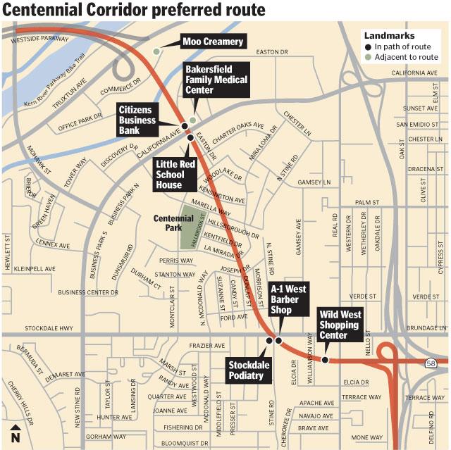 Centennial Corridor Project